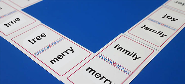 Play with lot Sight sight with your printable  holiday  parking but Dominoes  Words word themed kids,